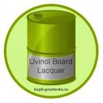 Uvinol Board Lacquer